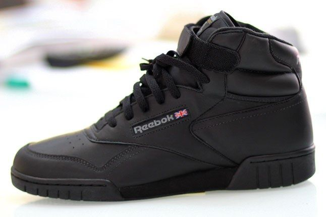 Reebok Ex O Fit Hi Black 1