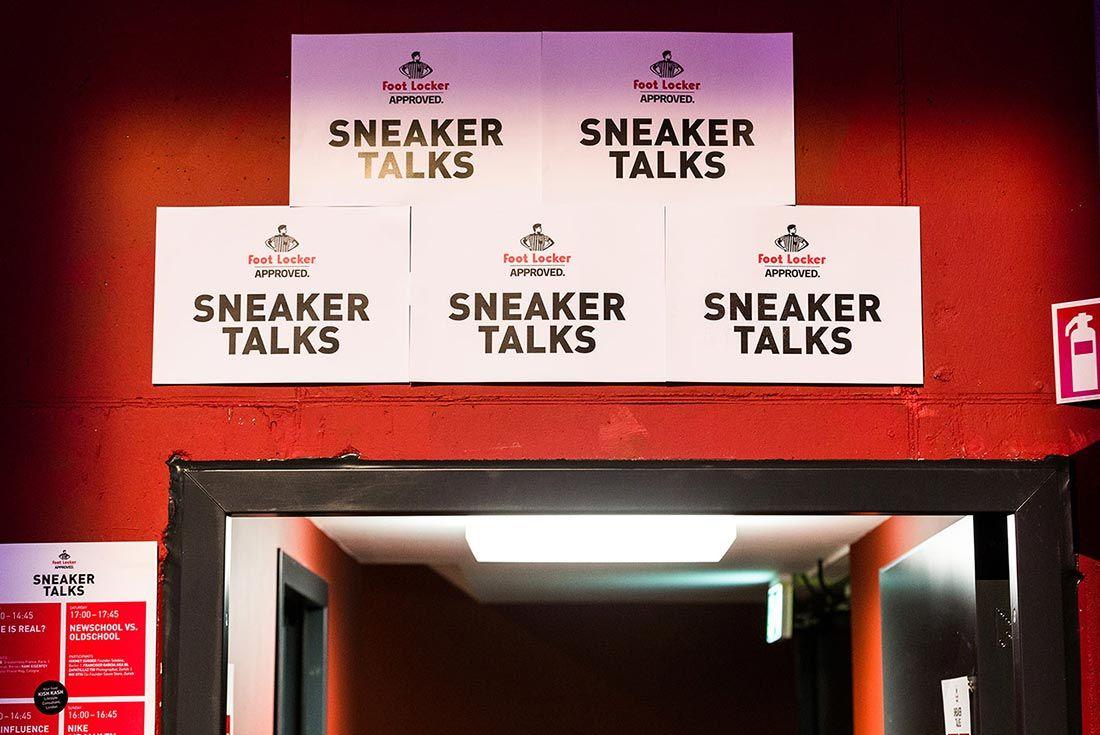 Sneakerness Even Recap Sneaker Talks