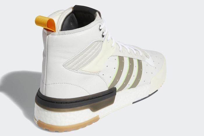 Adidas Rivalry Hi Boost 4