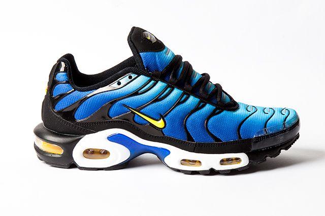 Nike Air Max Plus Hyper Blue 12