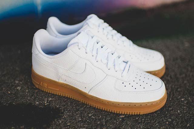 Nike Af1 Low Whitegum1