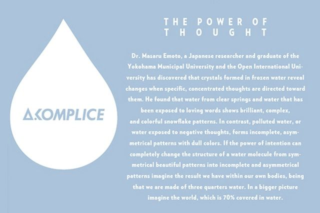 Akomplice Water Love Series Collection 3