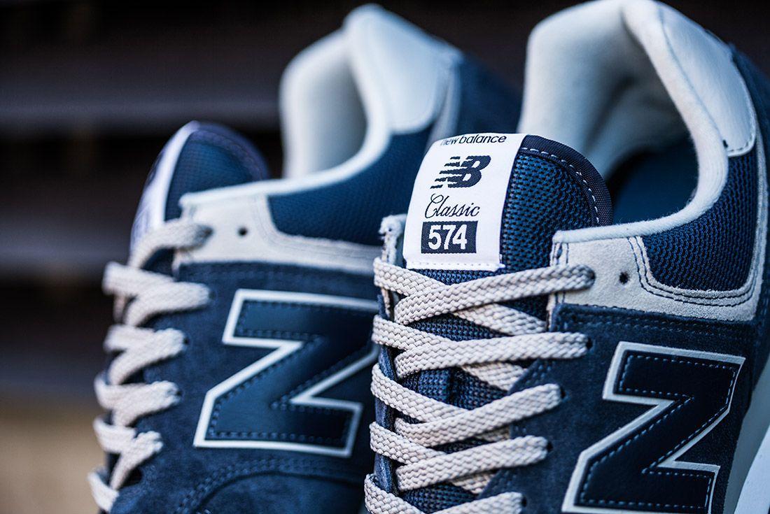 New Balance Classic 574 Evergreen Sneaker Freaker 3