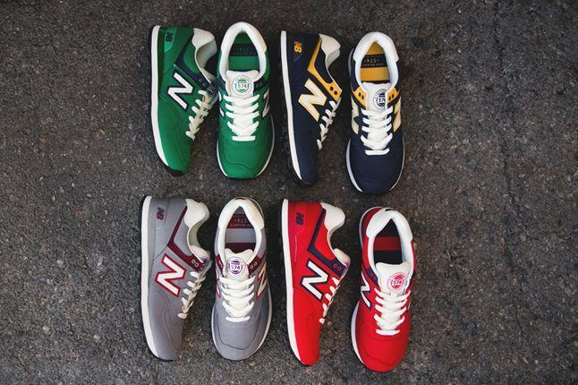 New Balance 574 Rugby Pack Gang 1