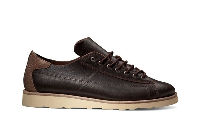 Take Hayashi Vans Lace To Toe Lx Horween Java Profile 1