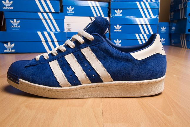 Dean Morris Adidas Superstar 26 1