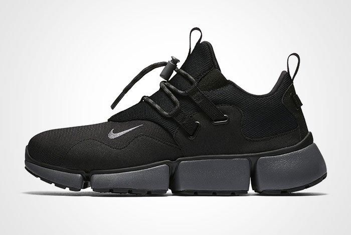 Nike Pocket Knife Dm Triple Black Thumb