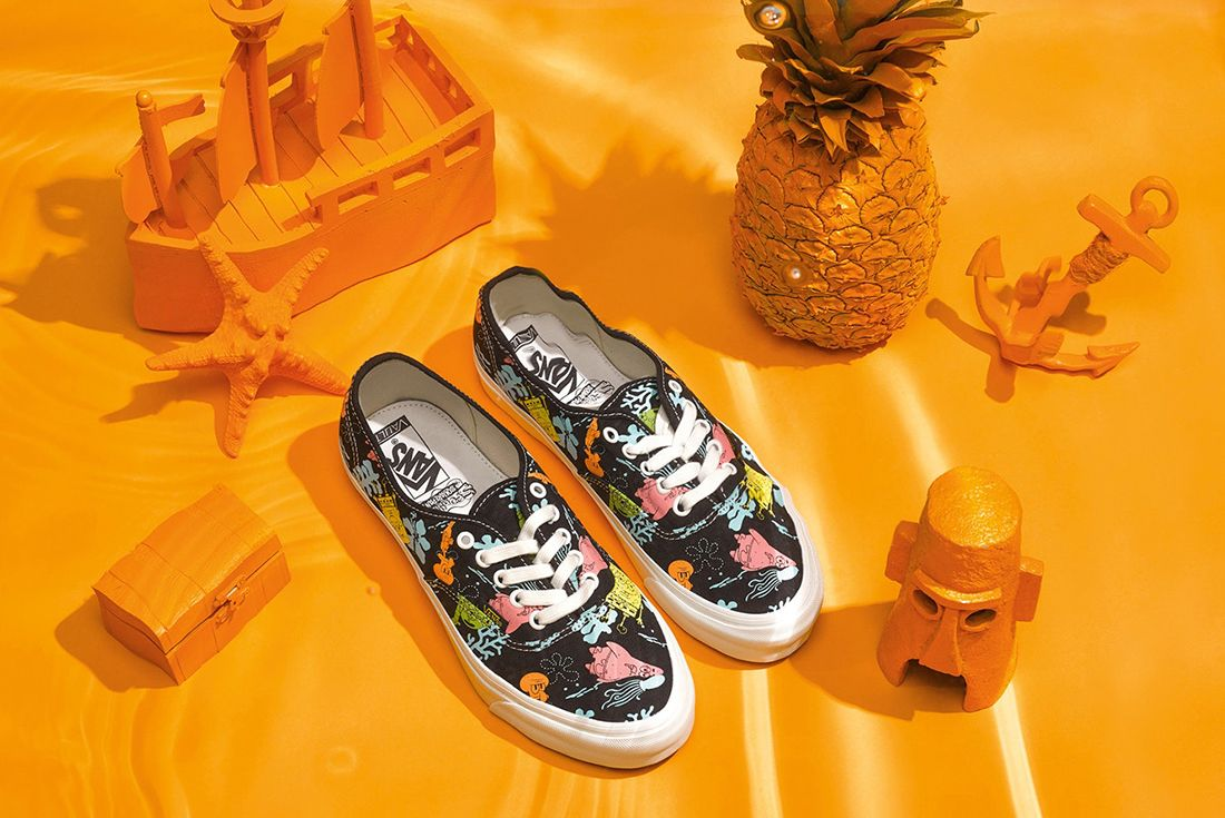 Vault By Vans X Spongebob Collab 3