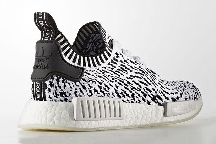 Adidas Nmd R1 Zebra 9