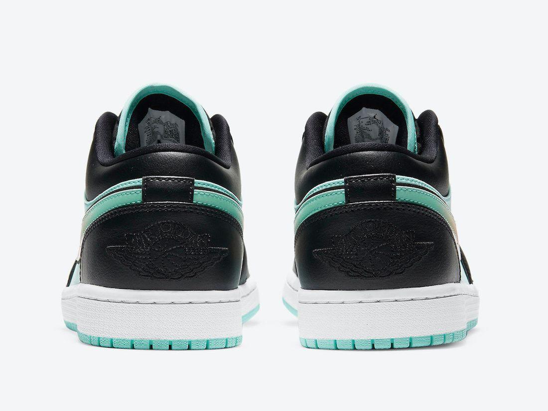 Air Jordan 1 Low Tropical Twist