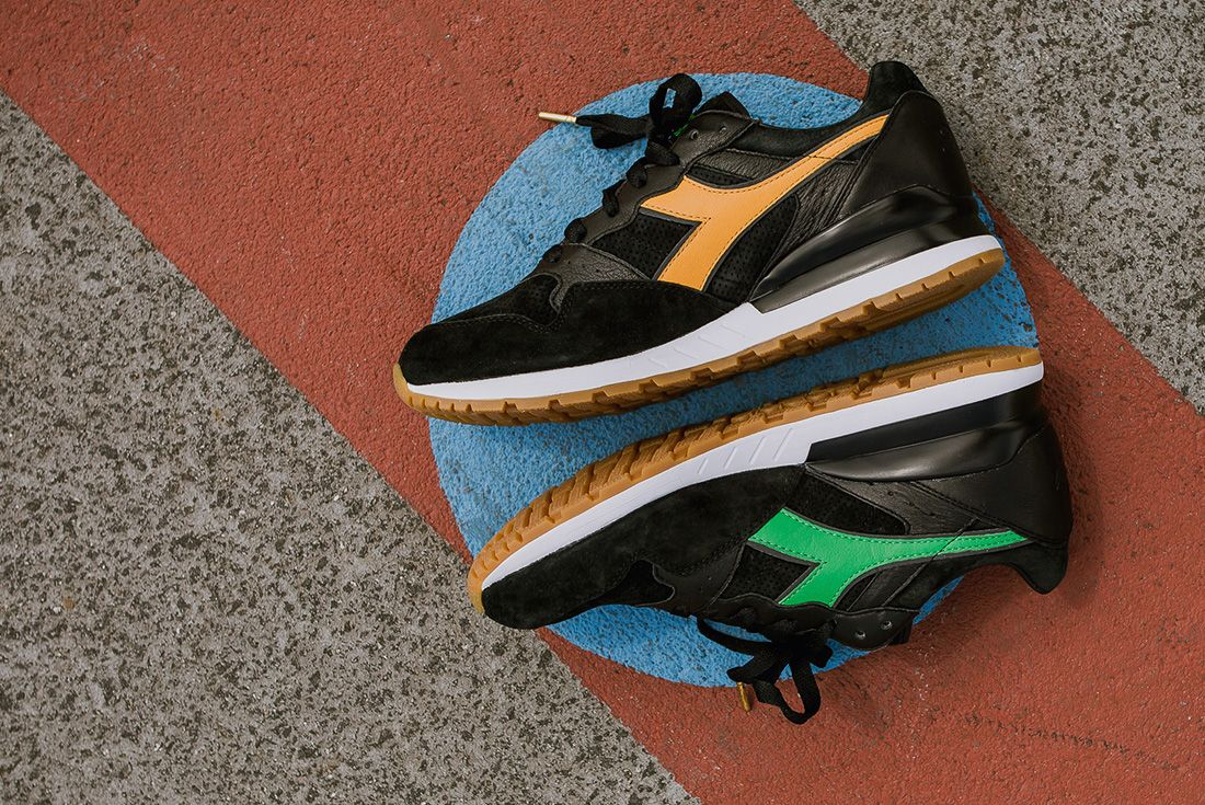 Packer X Diadora Intrepid From Seoul To Rio19