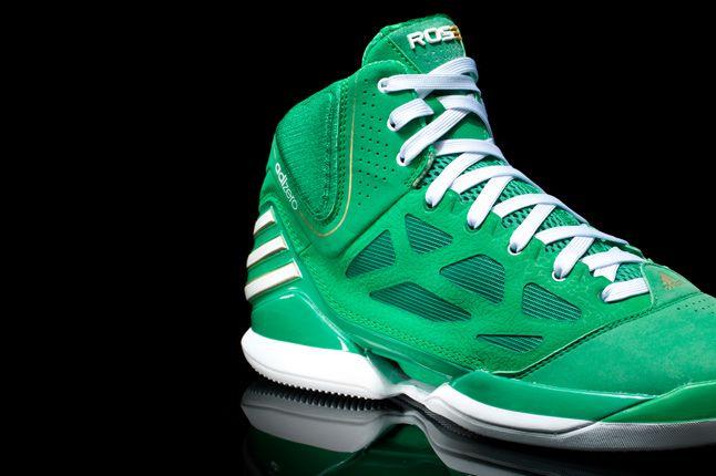 Adidas Adizero Rose 25 St Paddy 02 1
