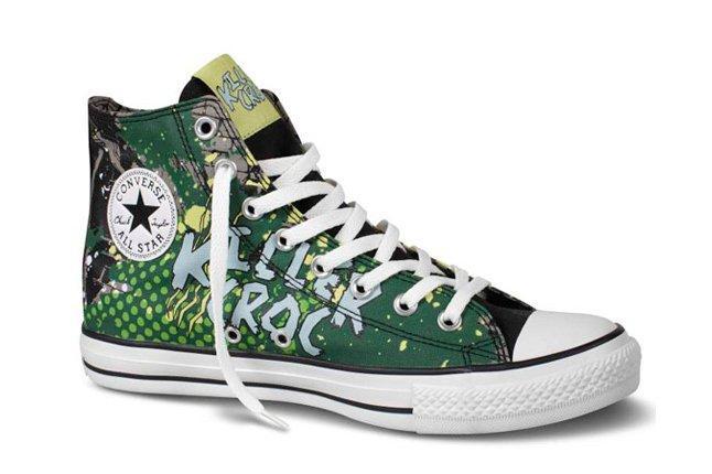 Dc Comics Converse Chuck Taylor All Star Killer Croc 03 1