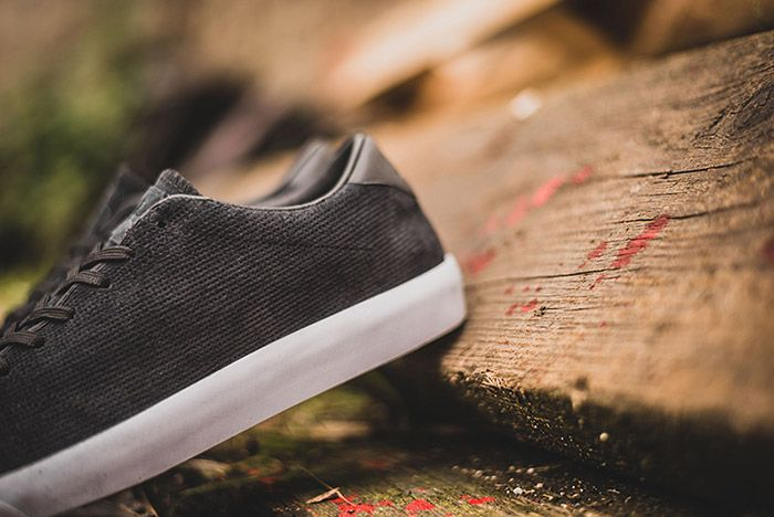 Nike All Court 2 Low Black Suede 5