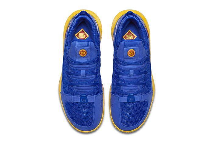 Nike Lebron 16 Sb Blue Cd2451 400 5