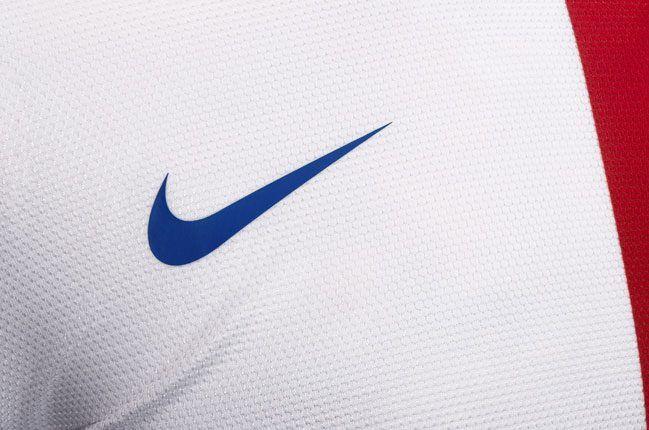 Nike Football Holland Away Jersey Swoosh 1