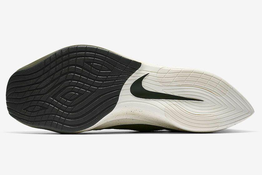 Nike Vapor Street Flyknit Olive Aq1763 201 Outsole