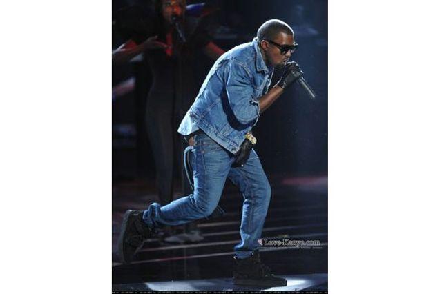 Kanye West Sneaker Style Louis Vuitton Jaspers