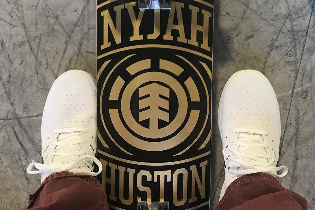 Nyjah Hustons First Nike Sb Pro Model Revealed Sneaker Freaker 1