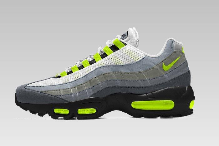 Air Max 95 Now On Nike Id 2