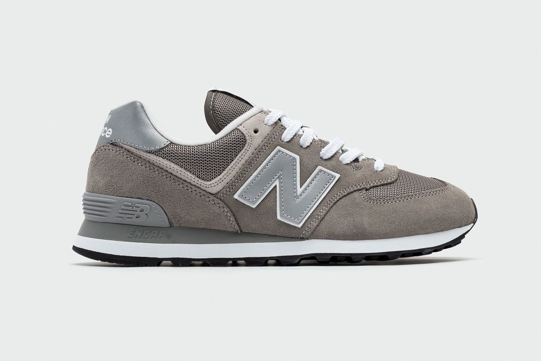 New Balance 574 Grey Day
