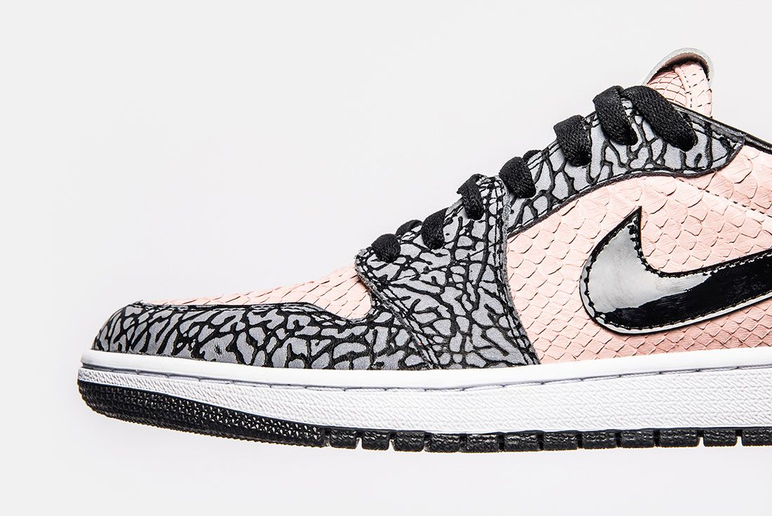 Shoe Surgeon Aj1 Low Sb Heart Breaker Lateral Close
