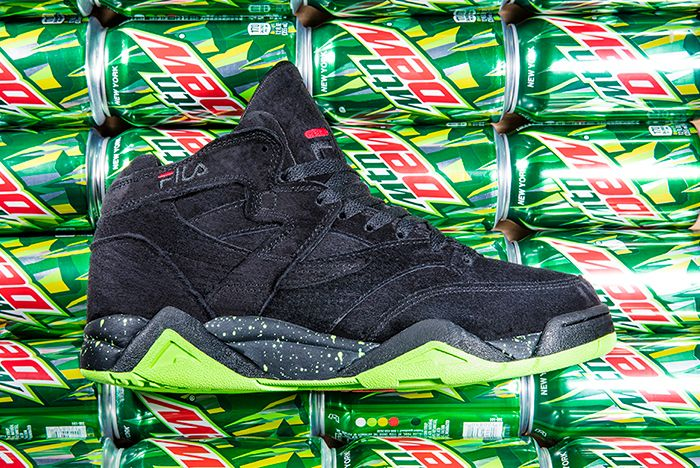 Mountain Dew Glx X Fila M Squadfeature