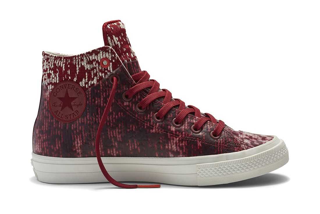 Converse Chuck Taylor All Star Ii Rubber Counter Climate Red White 1