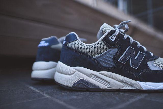 New Balance 580 Grey Navy 3