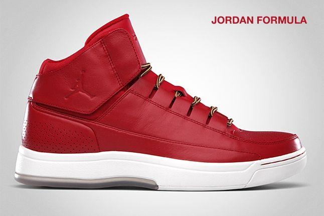 Jordan Formula Red 1