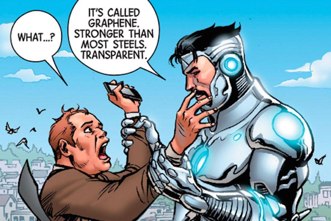 Material Matters Future Fabrics Ironman 1