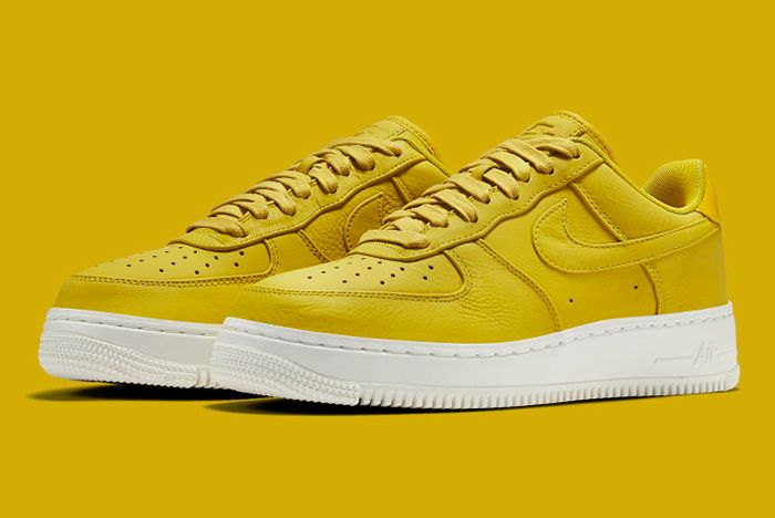Nike Lab Reveals New Air Force 1 Colourways For 201710
