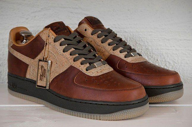 Nike Air Force 1 Bespoke Sneakersnstuff 1 1