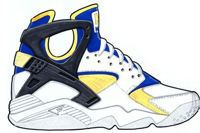 Nike Air Flight Huarache 13 1