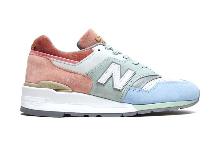 Todd Snyder New Balance 997 Love Release Date Lateral
