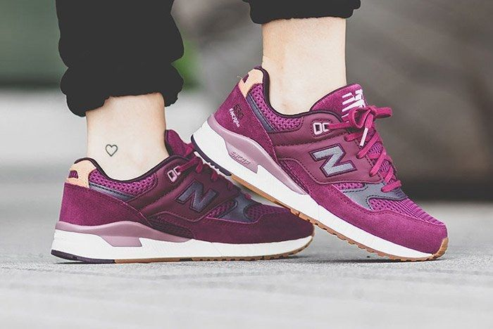 New Balance 530 Womens Sedona Red 1