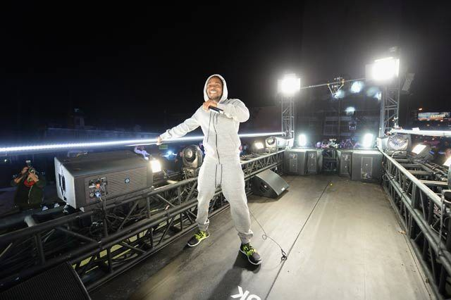 Reebok Kendrick Lamar Concert 5