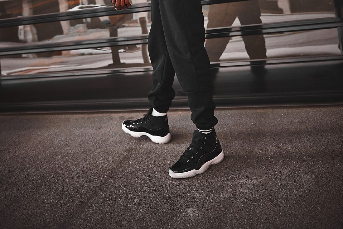 Air Jordan 11 jubilee jd sports hero
