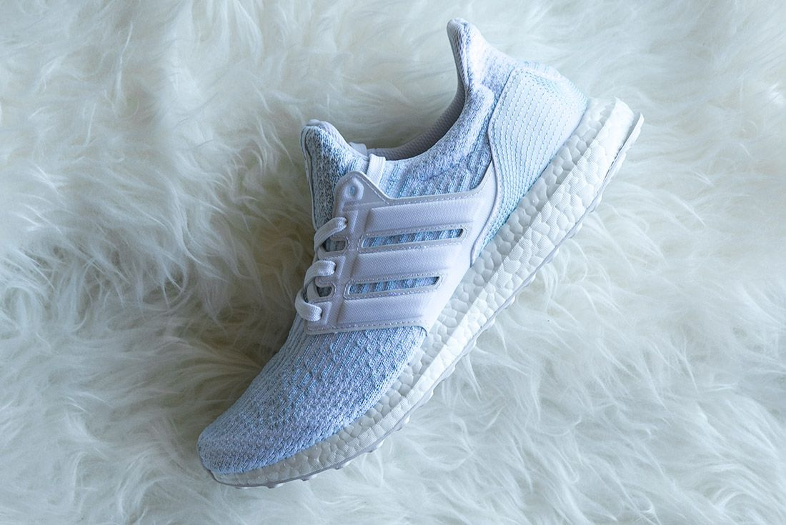 Adidas Parley For The Oceans Ice Blue Pack 3