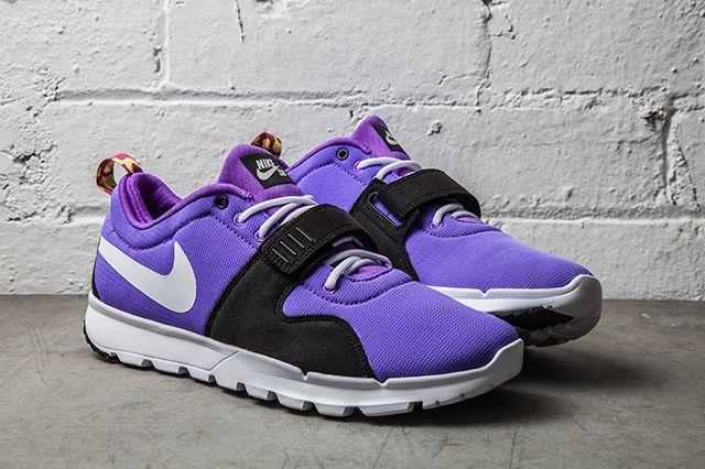 Nike Sb Trainerendor Se Purple Venom 1