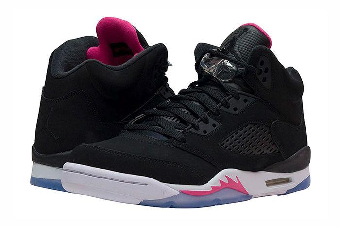 Air Jordan 5 Gg Deadly Pink 0 1
