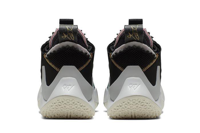 Jordan Why Not Zer0 2 Vast Grey Heels
