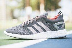 Adidas Primeknit Pureboost Grey Thumb