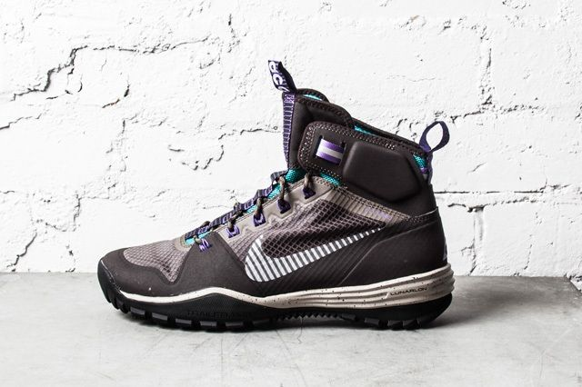 Nike Acg Lunar Icognito Mid Velvet Brown Metallic Silver 5