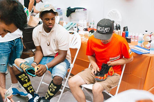 Sneaker Con 50