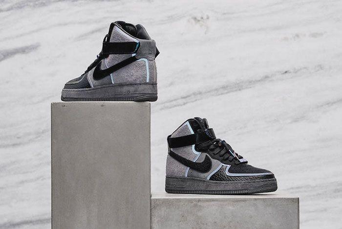 A Ma Maniere Nike Air Force 1 Hand Wash Cold High Pedestal