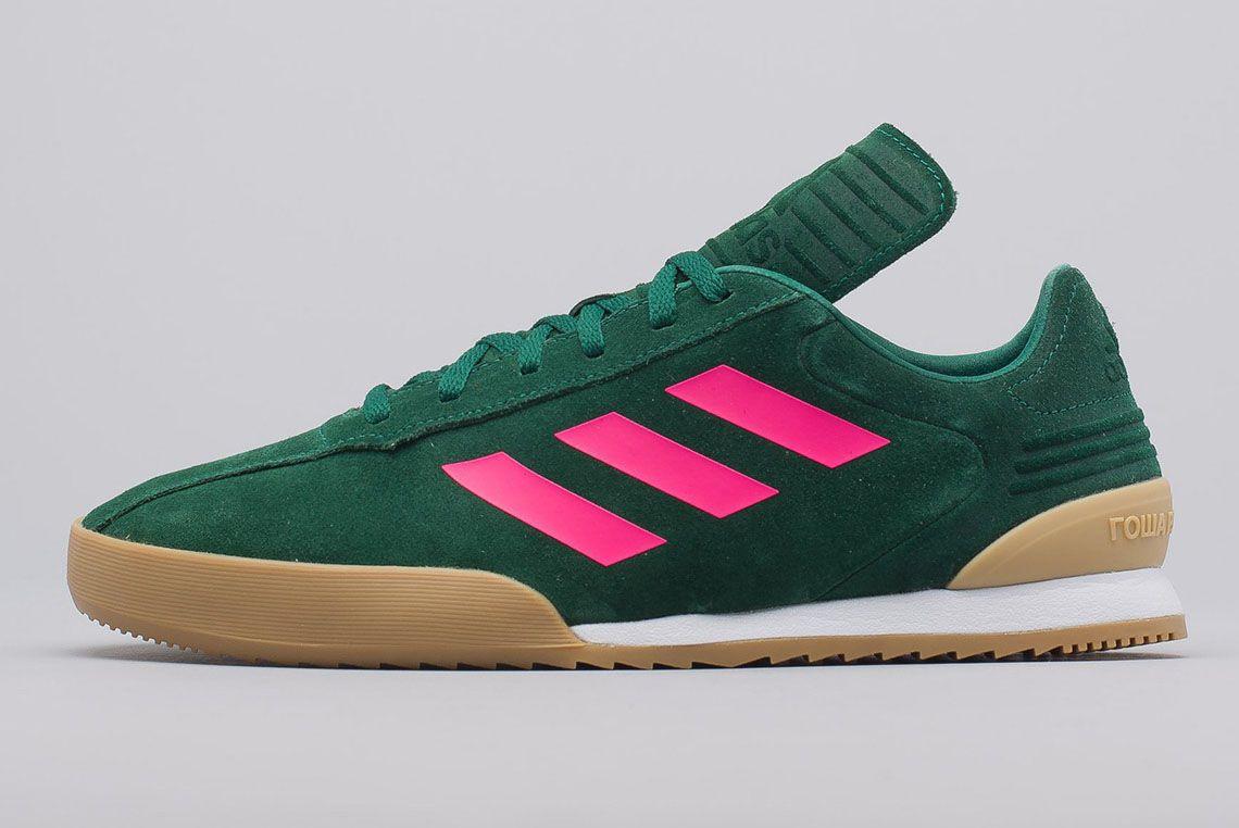 Gosha Rubchinskiy Adidas Copa Green 3 Sneaker Freaker