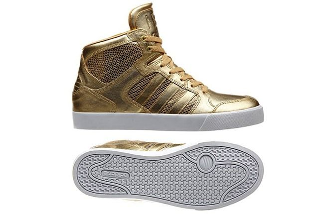 Addias Neo Gold Shoes Front Sole 1