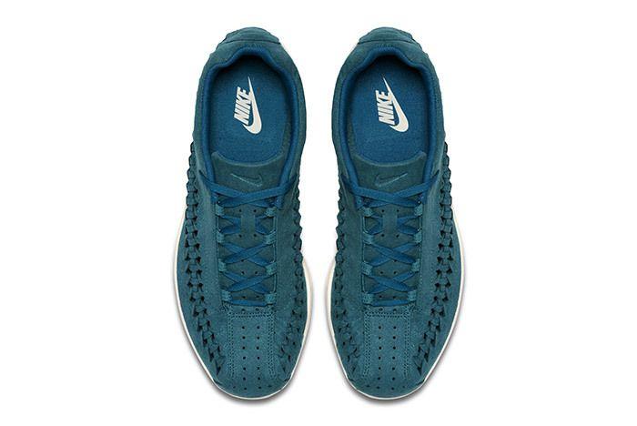 Nike Mayfly Woven Blue 2