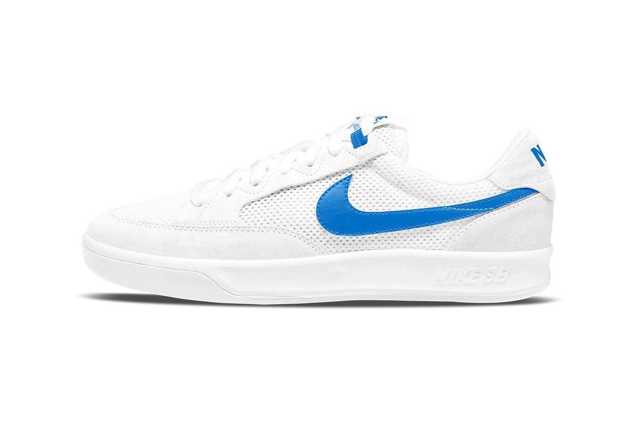 Nike SB Adversary Light Blue Left